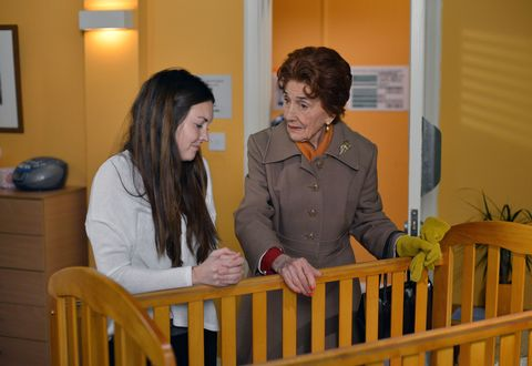 Dot gives Stacey a much-needed confidence boost