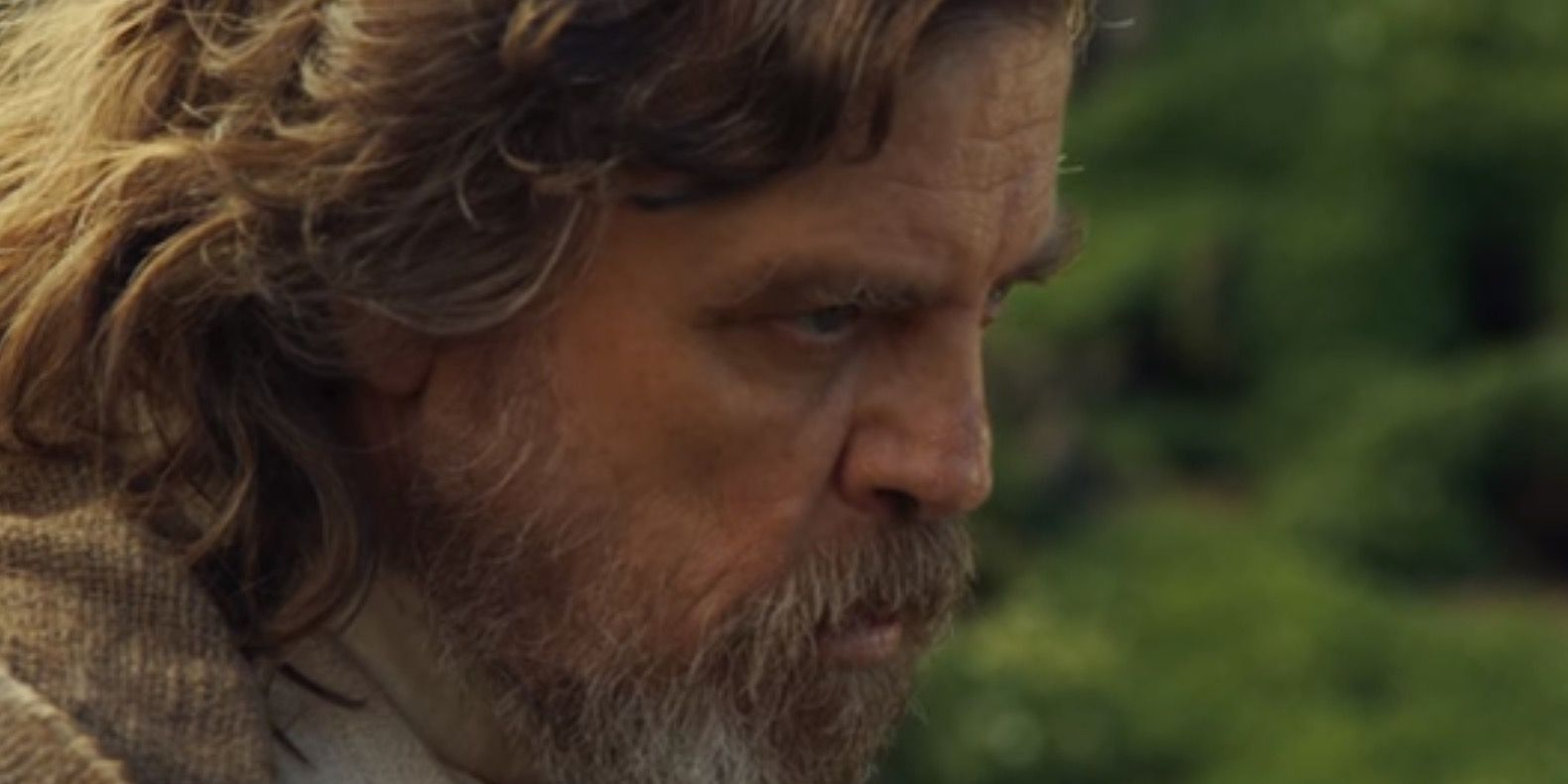 Mark Hamill as Luke Skywalker in Star Wars Episode VIII