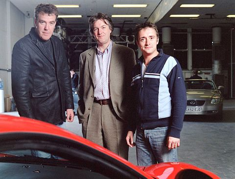 8e0b1deb7c3 Top Gear  A history in ill-fitting leather jackets