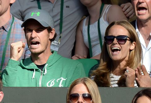 Andy Murray welcomes a baby boy with his wife Kim Murray