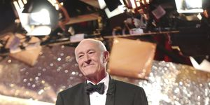 Len Goodman on Dancing with the Stars, May 2015