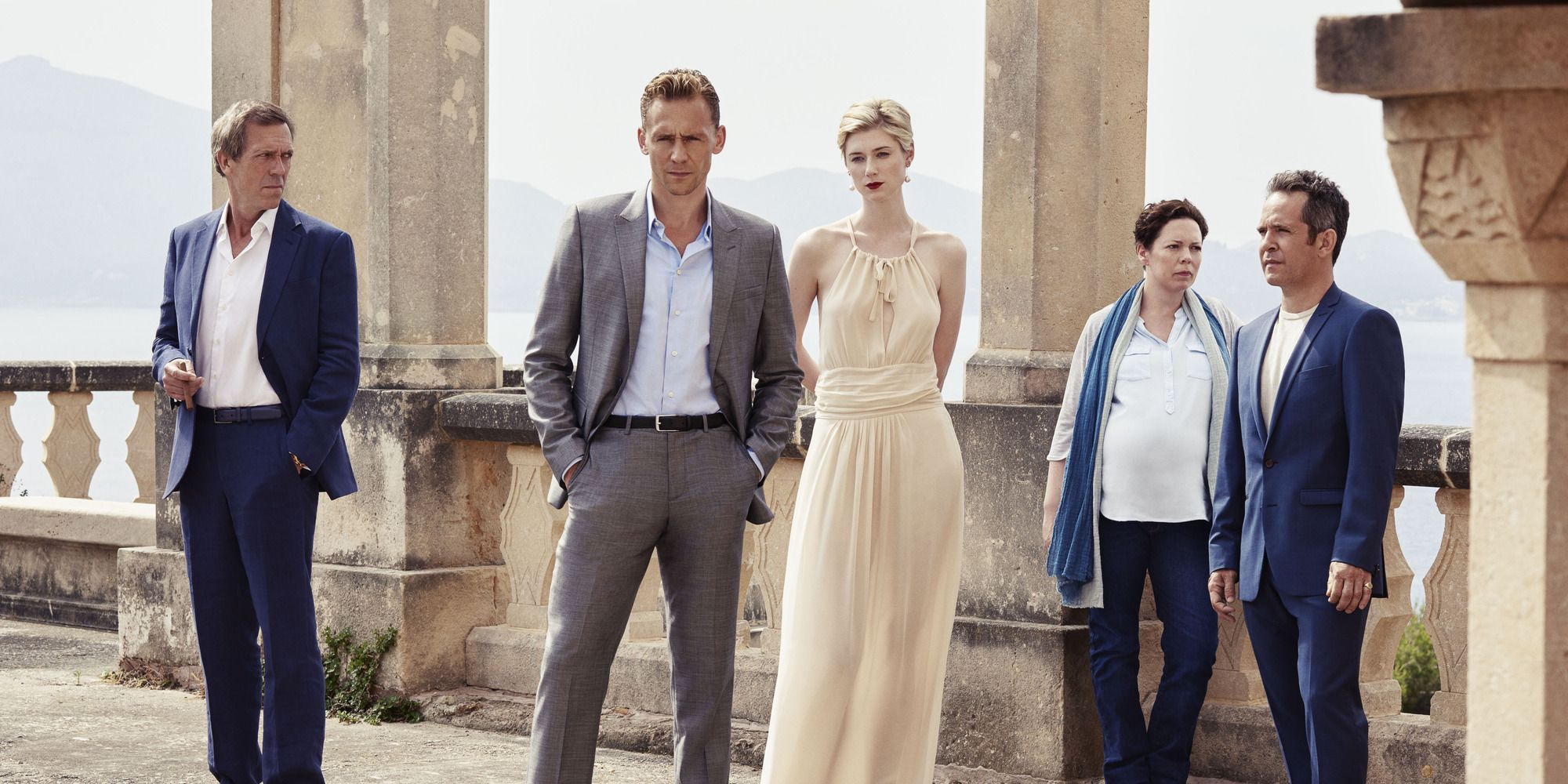 BBC One's The Night Manager