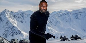 Idris Elba as James Bond in Spectre