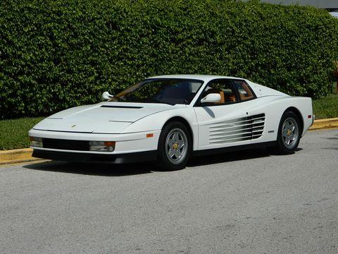 online store 76ca2 2faa5 1991 Ferrari Testarossa Wolf of Wall Street Jordan Belfort