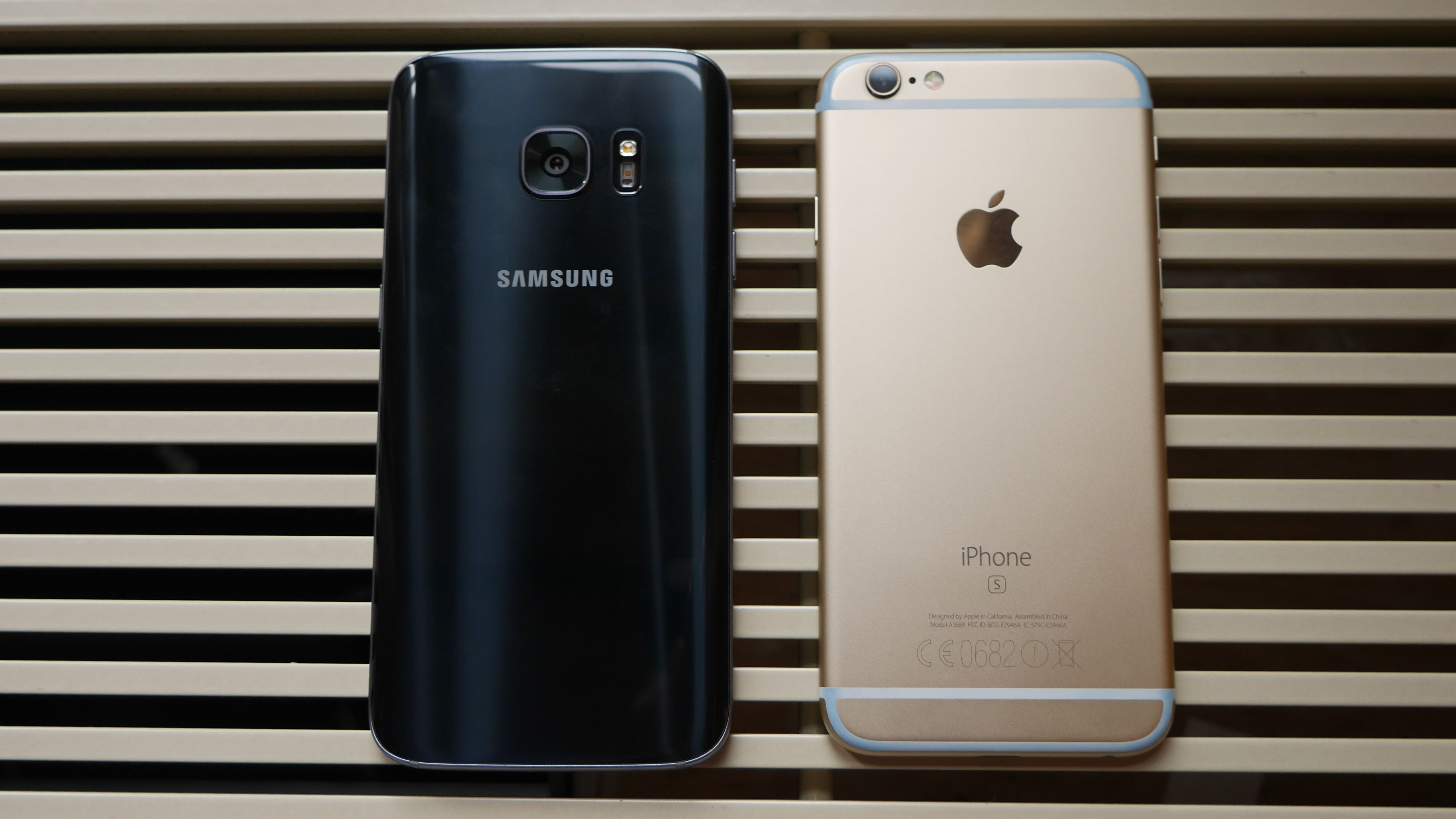 Samsung Galaxy S7 vs iPhone 6S: Which flagship phone is best