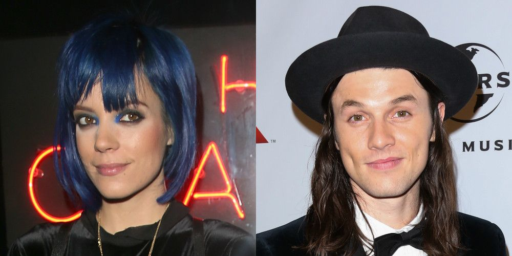 e76cbb8cbe6 James Bay clarifies his Brits feud with Lily Allen   Someone has been  overcreative with this story
