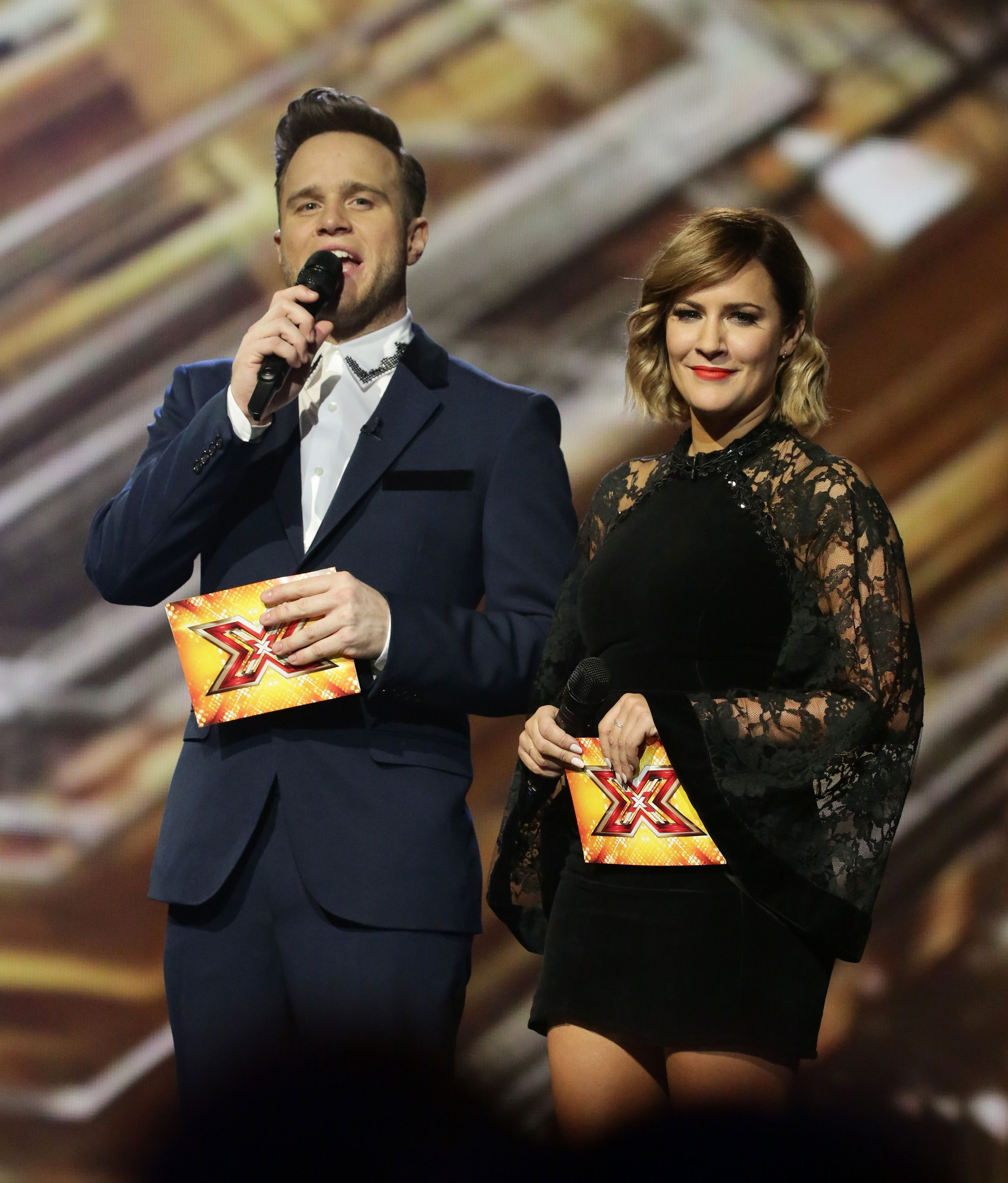 Olly Murs Remembers Caroline Flack With X Factor Video