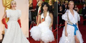 Oscars worst dressed Lady Gaga, Bjork, Uma Thurman