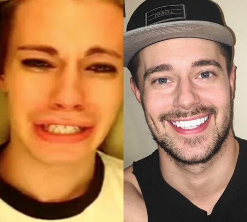 Leave Britney Alone Guy Chris Crocker Is Now Incredibly Hot