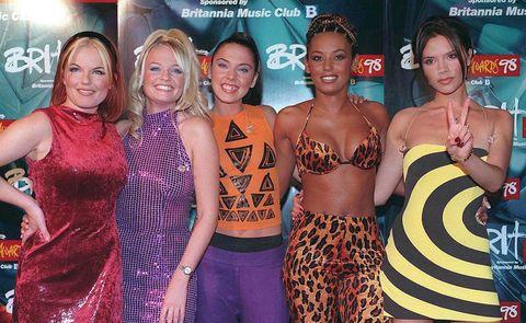 Spice Girls' Victoria Beckham & Emma Bunton have a mini reunion
