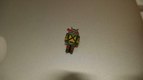 Teenage Mutant Ninja Turtle Android pin