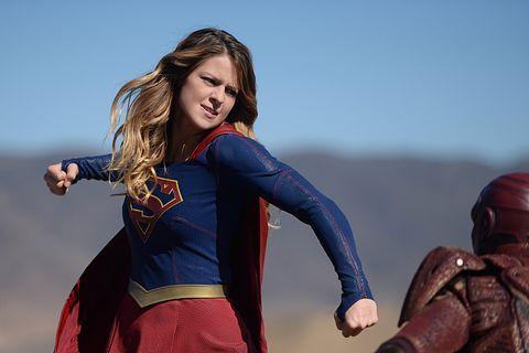 Supergirl star Melissa Benoist gets engaged