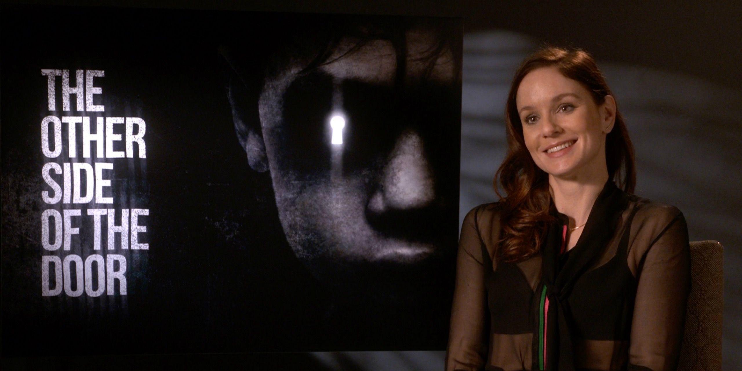 Sarah Wayne Callies talks The Other Side of the Door