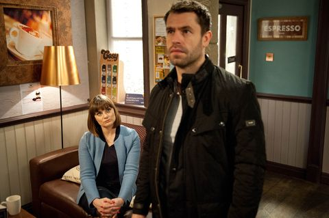 Will Chrissie make a move on Andy?