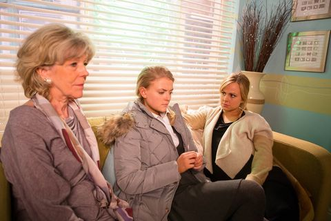 Bethany tells Audrey and Sarah about her bullying ordeal