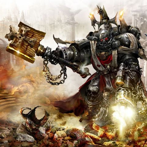 Warhammer 40,000 getting live-action TV series from The Man in the High Castle boss