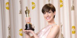 Anne Hathaway oscar