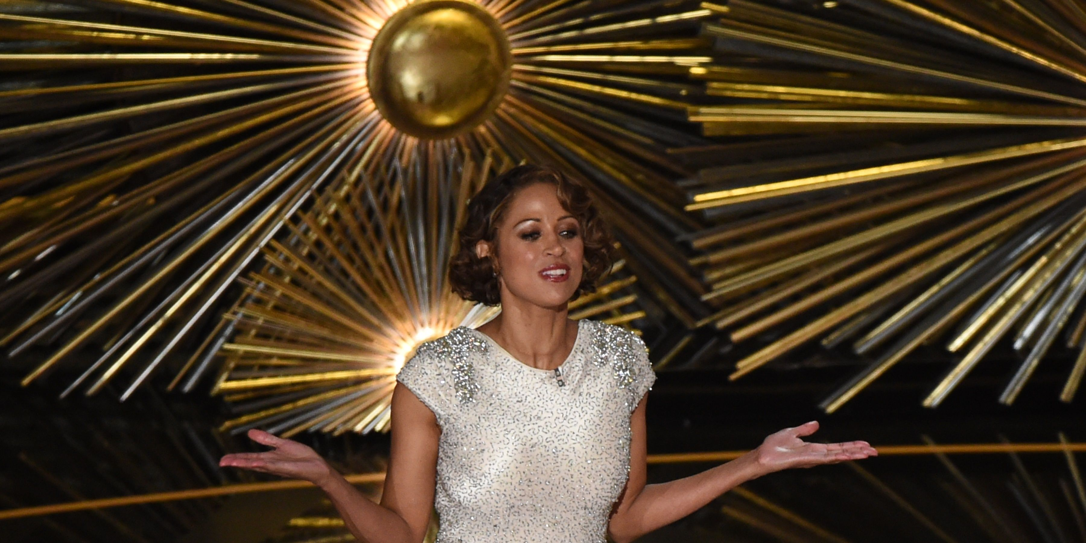 Stacey Dash Oscars cameo