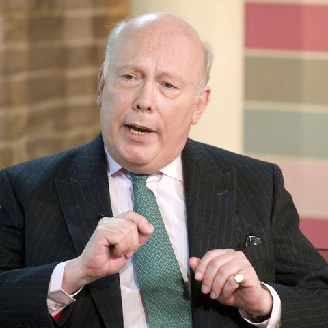 Julian Fellowes on This Morning