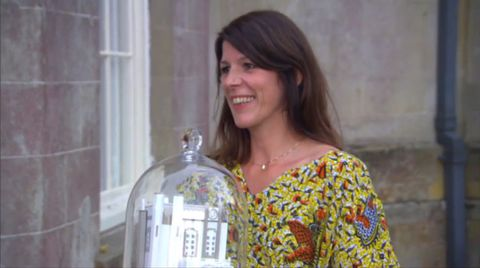 Woop Sarah Mitchenall Is Crowned The Winner Of The Great Interior Design Challenge Series 3