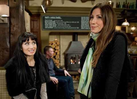 Megan and Leyla come to an agreement