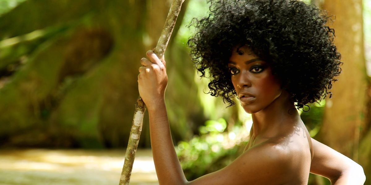 Britains Next Top Model gets steamy in Jamaica as the