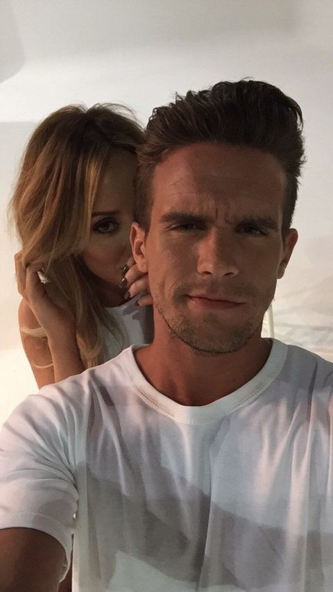 what happened to charlotte and gaz