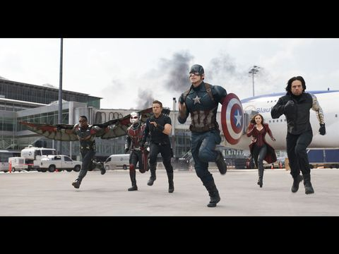 Does this photo confirm Sebastian Stan's Bucky will become Captain America in the Marvel Cinematic Universe?