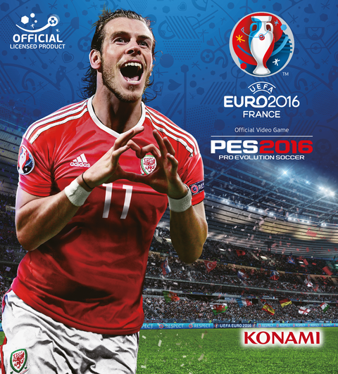 PES's UEFA Euro 2016 spinoff is out now on PS4 and PS3