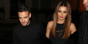 One Direction's Liam Payne is spending Christmas Day with ex Cheryl and their son Bear
