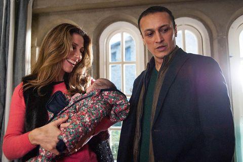 Megan tells Jai that she doesn't need him