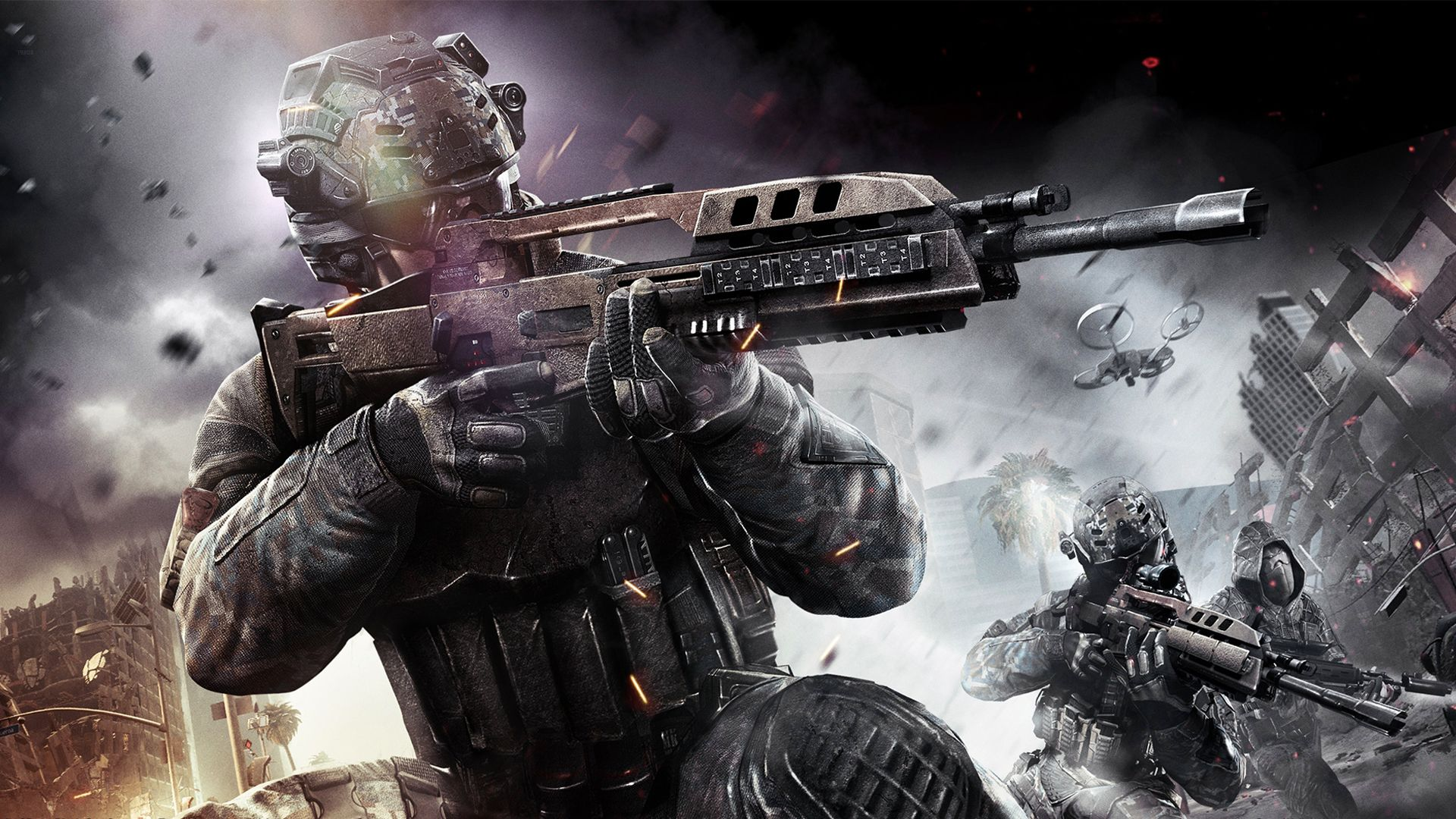 So You Think You Know Call Of Duty Take Our Tricky Quiz And Find Out