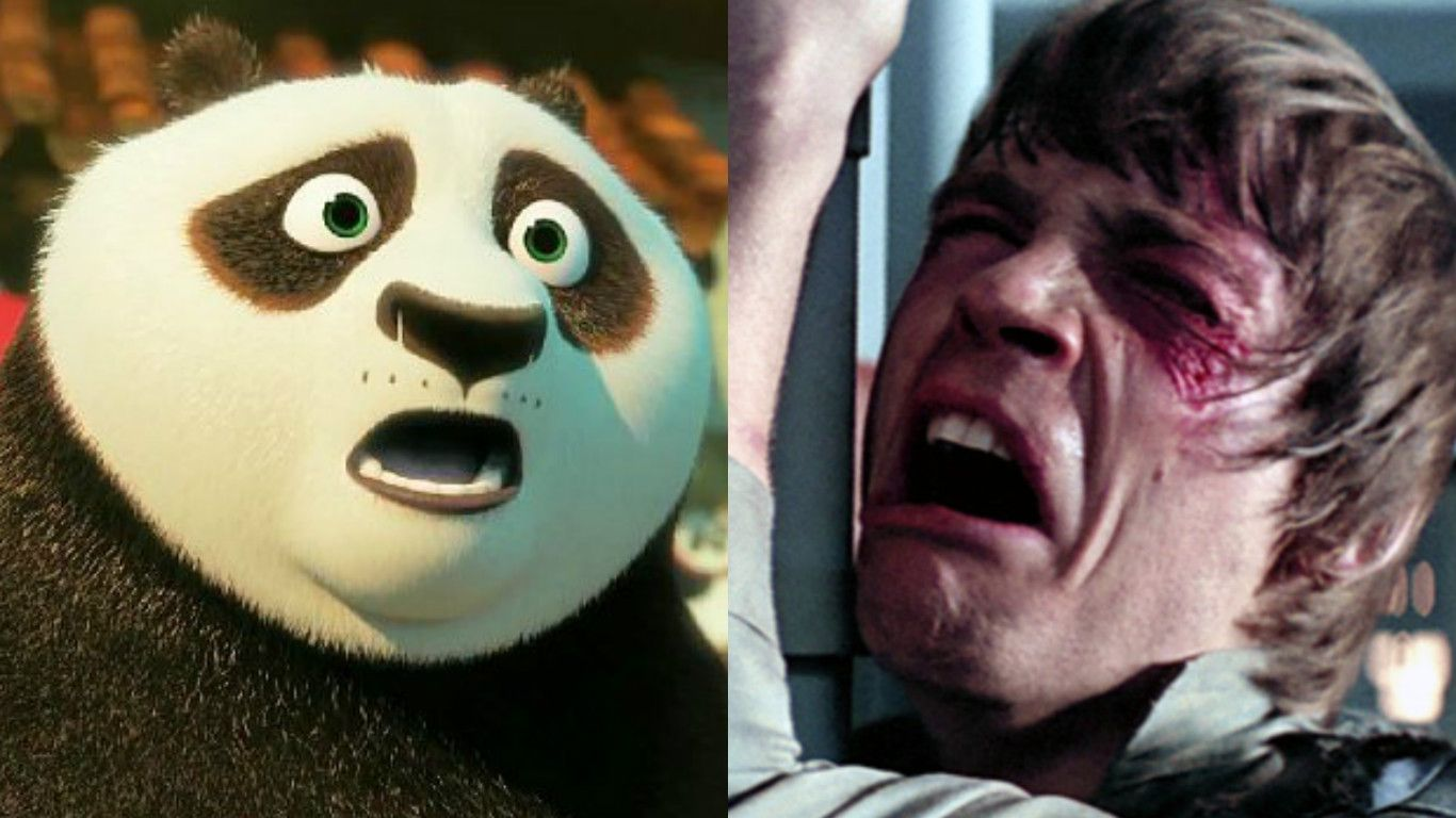 Kung Fu Panda S Po Is In Fact Luke Skywalker Just Hear Us Out