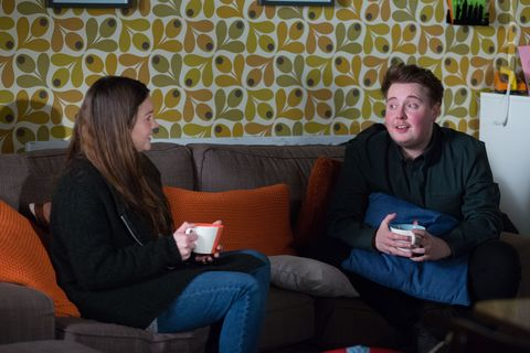 Stacey allows Kyle the chance to explain everything.