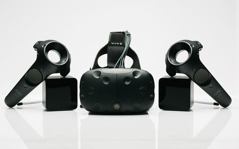HTC Vive review - Is the first Steam VR headset worth the price?