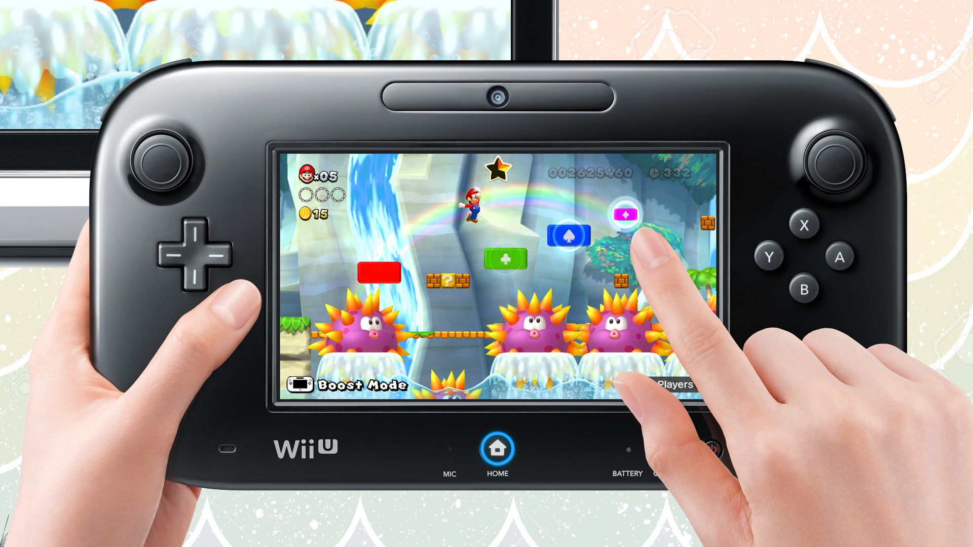 how to play free wii games on wii u