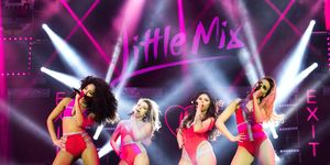 Little Mix in concert at Motorpoint Arena Cardiff