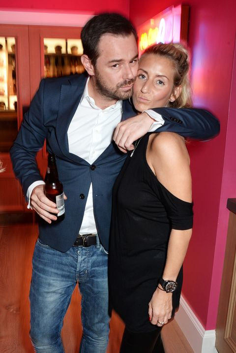 "EastEnders' Danny Dyer says he was ""bullied"" into having colonic by wife Jo"