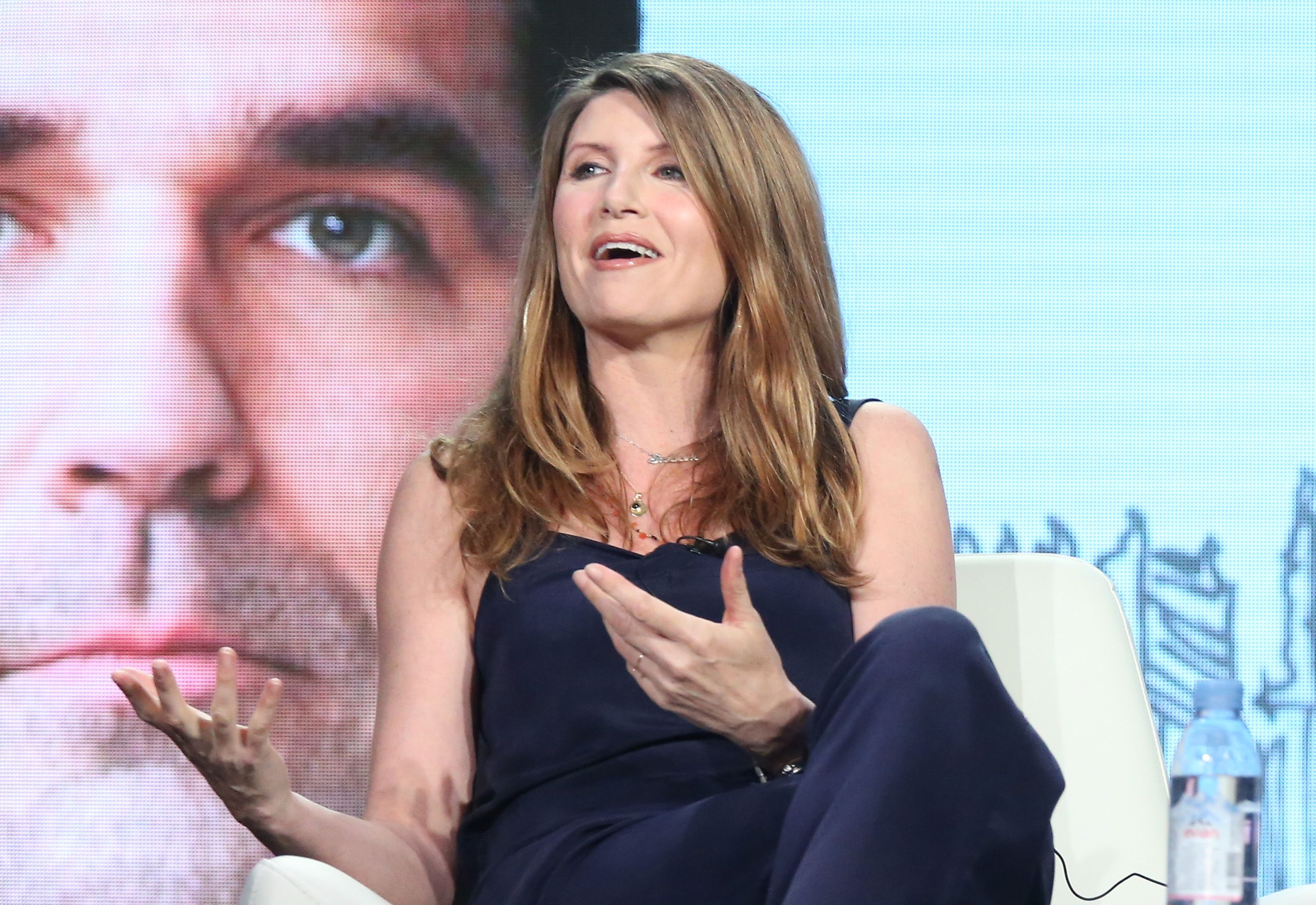 """Catastrophe's Sharon Horgan defends doing what she """"was trying to avoid"""" in new show Modern Love"""