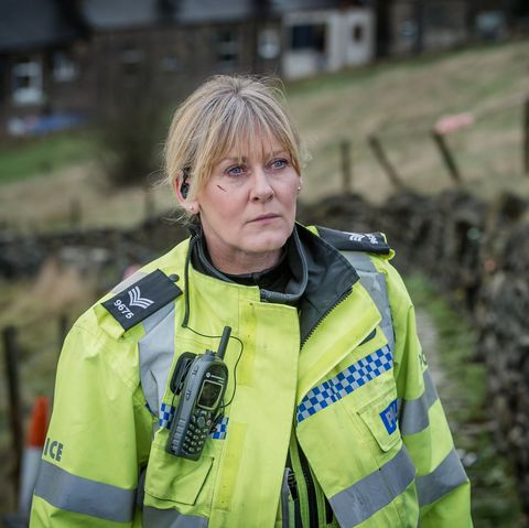 catherine cawood in bbc one's happy valley