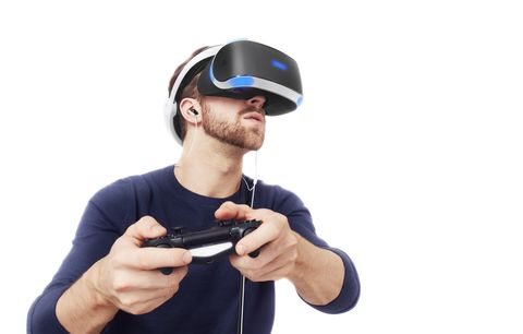 Launch day PlayStation VR stock sells out at GAME