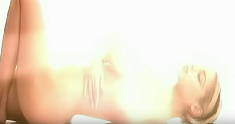 Naked man fucks woman