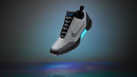 a88d2e27f Nike's Back to the Future self-lacing tech is going into actual ...