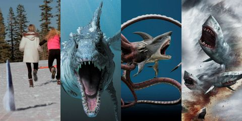 From Sharktopus to Ghost Shark: are these the 10 stupidest