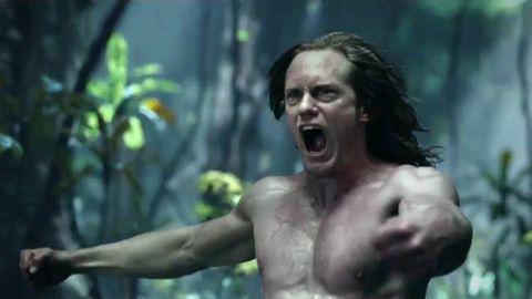 The Legend Of Tarzan Review A Bungle In The Jungle