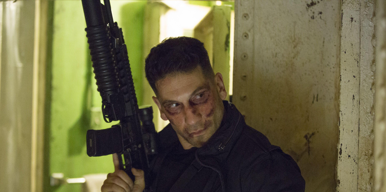 The Punisher / Frank Castle in Daredevil season 2