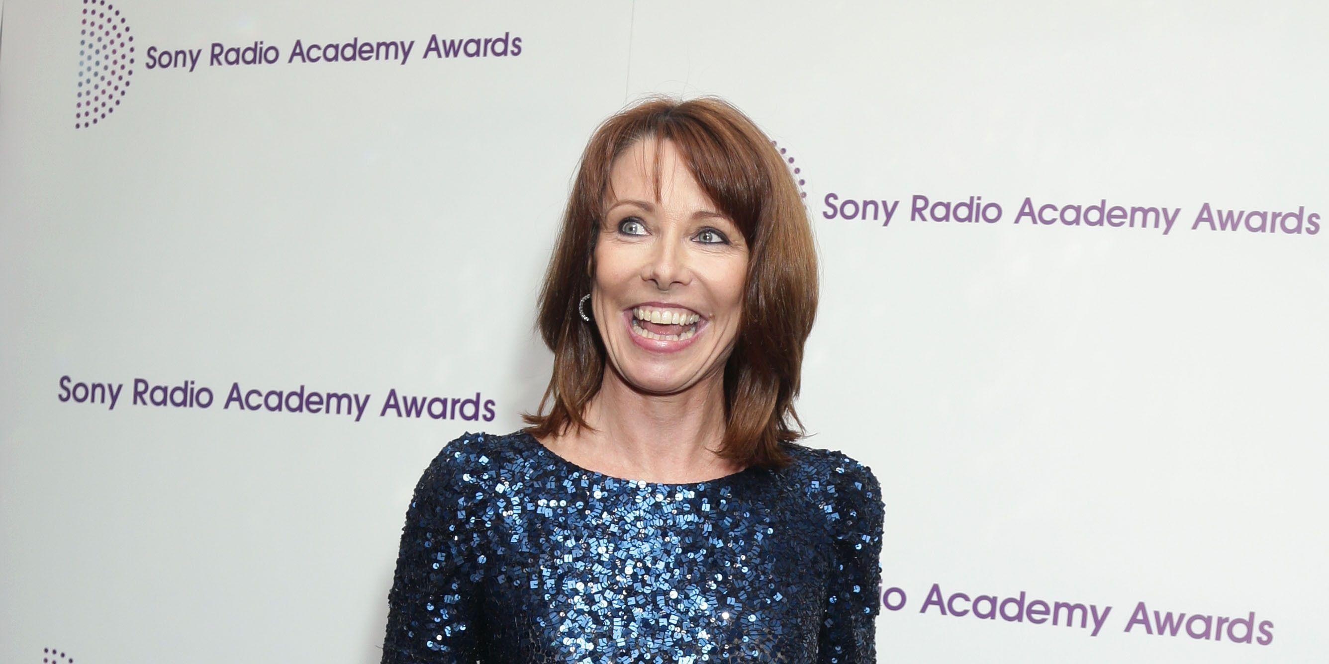 Kay Burley, Sony Radio Academy Awards 2013