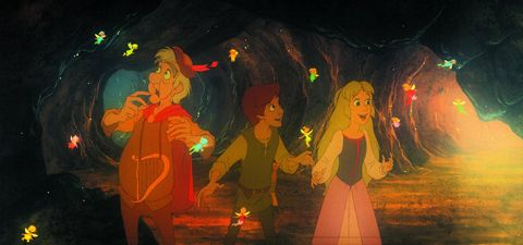 Disney might be remaking its darkest kids' movie The Black Cauldron