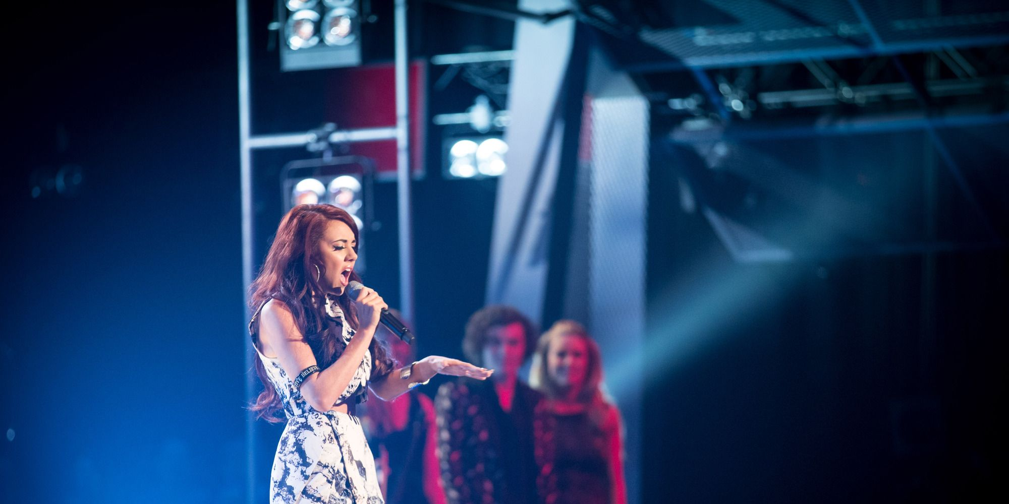 Lydia Lucy on The Voice UK Knockouts