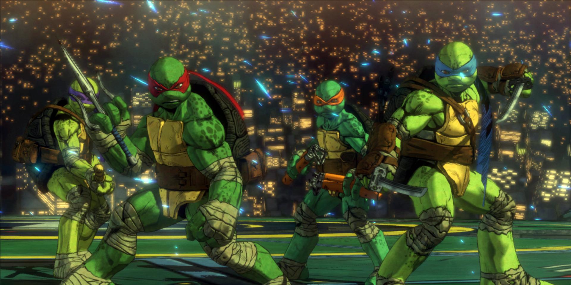 TMNT: Turtles in Manhattan